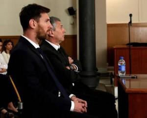 Lionel Messi Dipenjara Dengan Denda Rp 61 miliar