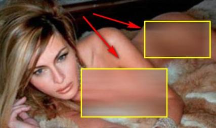Melania Trump, bintang Syur Pertama yang Bisa Jadi Ibu Nega