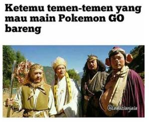 pencari pokemon sejati