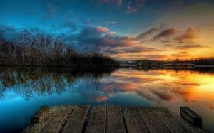 winter_sunset_3Wallpaper HD Keren Untuk Dekstop Dan Android-