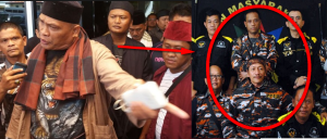 Jawara Bekasi Tantang Ketua GMBI duel satu lawan satu.
