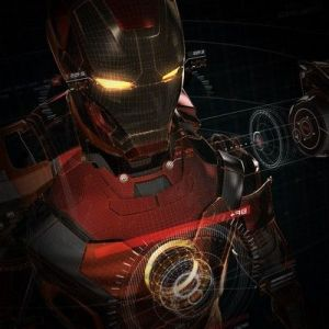 Gambar Wallpaper Android HD iron man