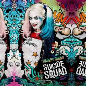 Gambar Wallpaper Android HD suicide Squad