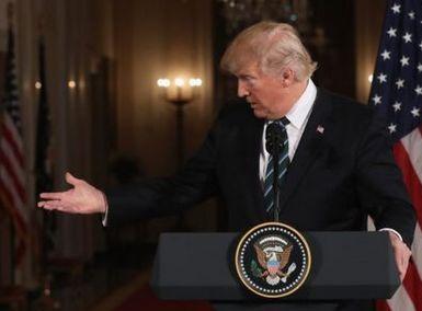 """Trump to Merkel: """"We're both bugged Obama"""""""
